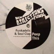 New Directions in Funk: Peep This / Slow Motion (white marbled vinyl)