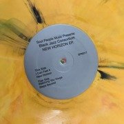 New Horizon EP (yellow marbled vinyl)