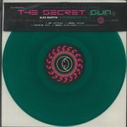 OCD presents The Secret Sun: Alex Martin - Futurespective Vol. 1 (translucent green vinyl)