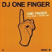 One Finger (orange vinyl)