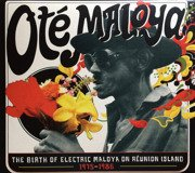 Oté Maloya: The Birth Of Electric Maloya On Reunion Island 1975-1986 + booklet