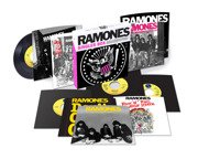 Ramones Singles Box (Record Store Day 2017)