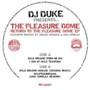 Return To The Pleasure Dome EP