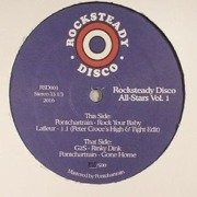 Rocksteady Disco All-Stars Vol. 1
