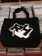 Rush Hour Black Tote Bag Deluxe