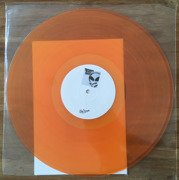Secret Rave 02 (transparent orange vinyl)