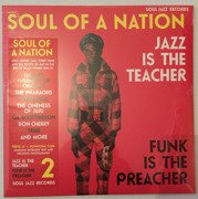 Soul Of A Nation 2: Jazz Is The Teacher Funk Is The Preacher