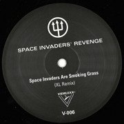 Space Invaders' Revenge (green marbled vinyl)