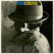 Special Agent Man (coloured marbled vinyl)