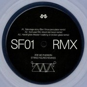 String Figures Remixes (clear vinyl)