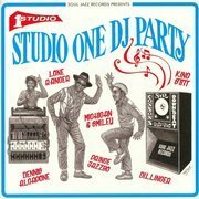 Studio One DJ Party (gatefold)