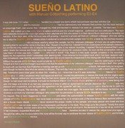 Sueno Latino with Manuel Gottsching Performing E2-E4