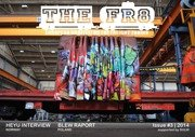 The FR8 Magazine #3/2014 (European Graffiti On The Freight Trains)