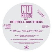 The Nu Groove Years Sampler