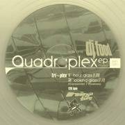 The Quadraplex EP (clear vinyl)