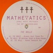 The Walls (orange vinyl)
