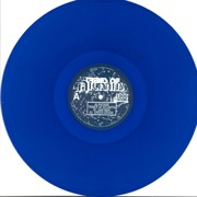 Tribes Of Atlantis (blue vinyl)