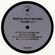 Tropical Disco Edits Vol. 9 (180g)