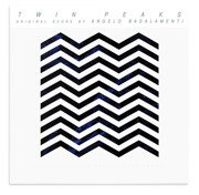 Twin Peaks (gatefold 180g) coloured vinyl
