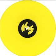 Untitled (yellow vinyl)