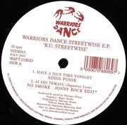 Warriors Dance R.U. Streetwise EP (Record Store Day 2019)