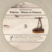 Winter in Polarius (clear vinyl)