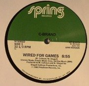 Wired For Games / Love Vibration