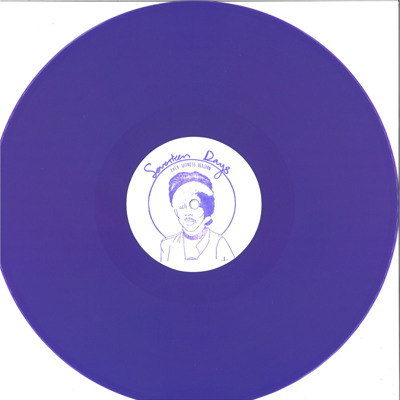 17 Days (purple vinyl) one-sided