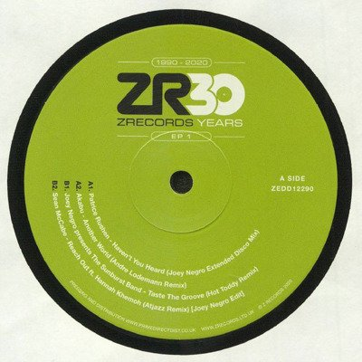 30 Years Of Z Records EP1