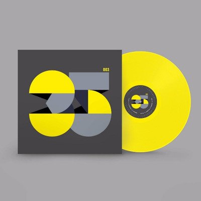 35-003 Acid Track Remixes (yellow vinyl)