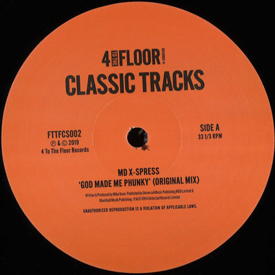 4 To The Floor Classics
