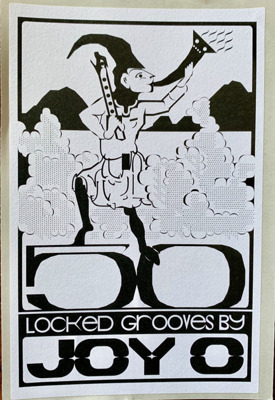 50 Locked Grooves by Joy O