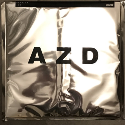 AZD (clear vinyl 2LP in silvered sleeve)