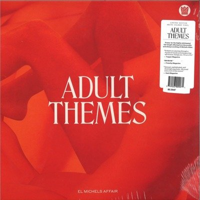 Adult Themes (white vinyl)