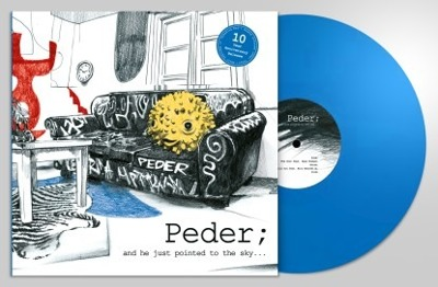And He Just Pointed To The Sky: 10 Year Anniversary Edition (blue vinyl) 180g