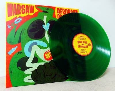 Antibody (Limited Edition Transparent Green Vinyl)