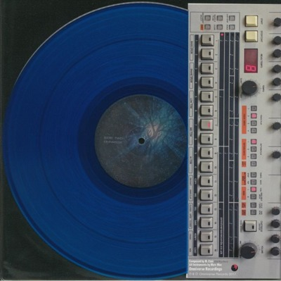 Aquarian Android (clear blue vinyl)