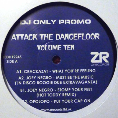 Attack The Dancefloor Vol. 10