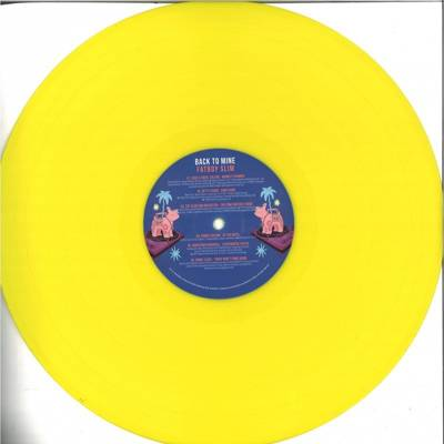Back To Mine (yellow vinyl)