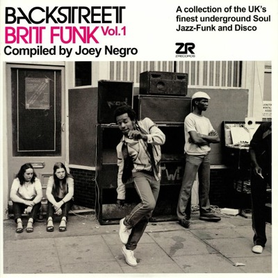 Backstreet Brit Funk Vol.1 (A Collection Of The UK's Finest Underground Soul, Jazz-Funk And Disco)