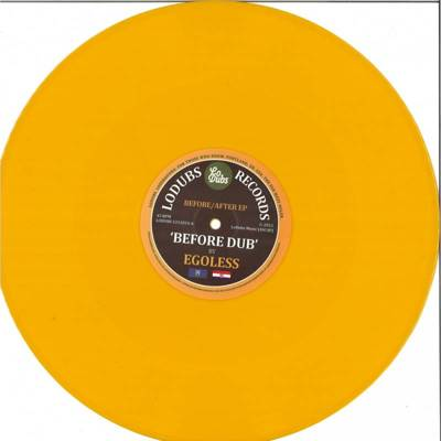 Before / After EP (Yellow Vinyl)