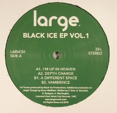 Black Ice EP Vol. 1