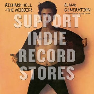 Blank Generation (40th Anniversary Deluxe Edition) (Record Store Day 2017 Black Friday)