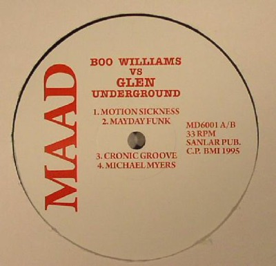 Boo Williams vs Glenn Underground