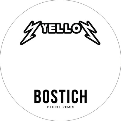 Bostich (DJ Hell RMX) one-sided