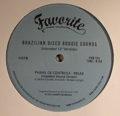"Brazilian Disco Boogie Sounds: Extended 12"" Versions"