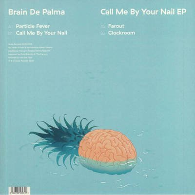 Call Me By Your Nail EP