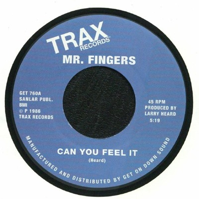 Can You Feel It / Washing Machine