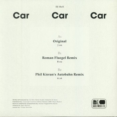 Car Car Car (Remixes)