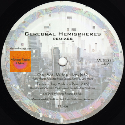 Cerebral Hemispheres (Remixes)